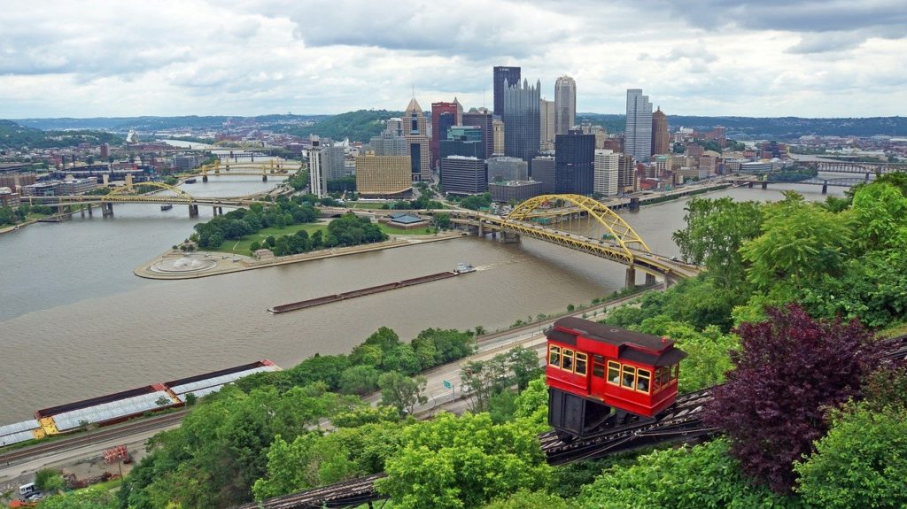 Clark Weeks Tour - Duquesne Incline Pittsburgh PA